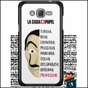 Capinha/Case Série A Casa de Papel - Modelo 04