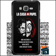 Capinha/Case Série A Casa de Papel - Modelo 07