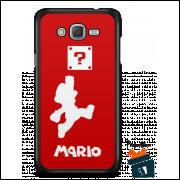 Capinha/Case de Celular Game Mario Bros - Acrílico Modelo 09