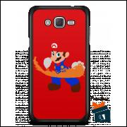 Capinha/Case de Celular Game Mario Bros - Acrílico Modelo 10