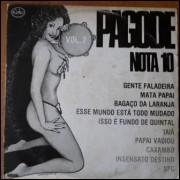 Lp Pagode Nota 10 Vol 2 Fama 1986