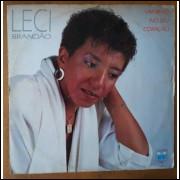 Lp Leci Brandao Um Beijo No Seu Coraçao 1988 Copacabana
