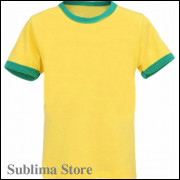 Camiseta Copa 100% Poliéster