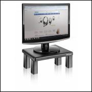 Multilaser Suporte Quadrado Para Monitor De Mesa Multilaser