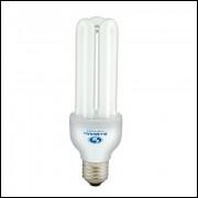Lâmpada Fluorescente Compacta 3U 15W 127V Branca - Blumenau Iluminação